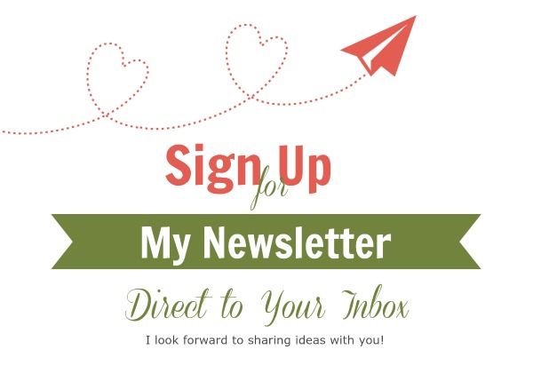 Sign up for Pam Mingle's Newsletter